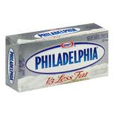 We don't use a lot of cream cheese, but this is the option we usually select if we were going to buy some.