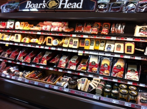 Great selection of GLUTEN FREE meats and cheeses at our Dillons - affliated with Kroger Stores.