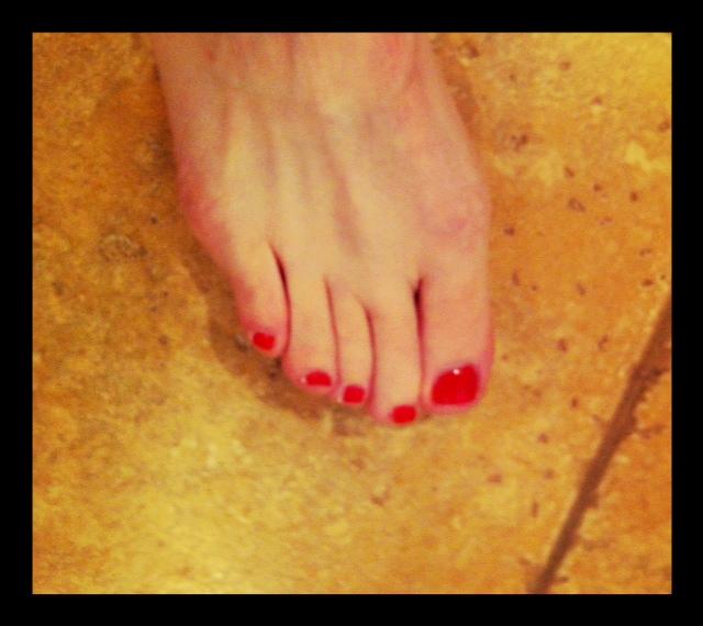 Foot Spasms 14