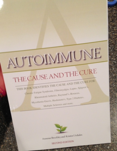 Hands down, the best book I've been reading recently.  Think there isn't a cure or  reason for auto immune disease?  Study after study in this book show enzymes your body is missing which triggers certain auto immune and degenerative diseases.  Why would you be missing those key enzymes, vitamins and minerals?  Allow me to explain...