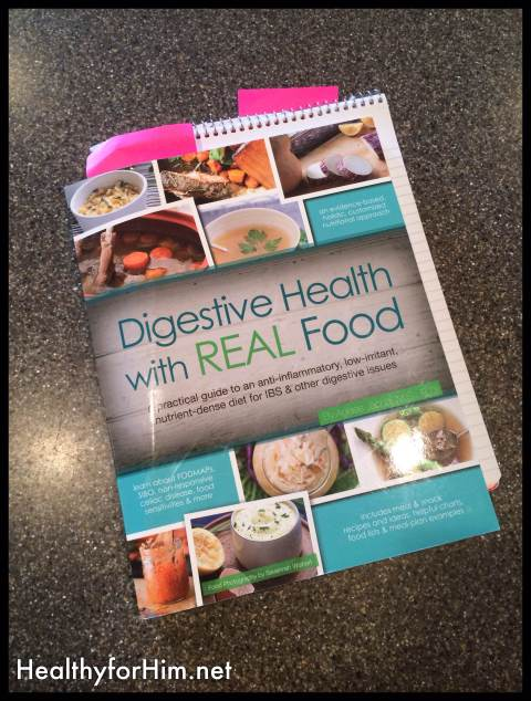 Gut Issues?  Auto Immune Issues?  You need this book.  Seriously.